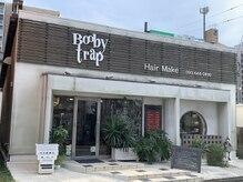 ヘアーメイク ブービートラップ(Hair Make Booby trap)の雰囲気(カフェのような 眼を引く外観)
