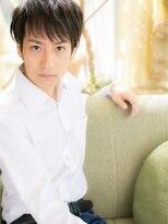 *+COVER HAIR+*…カジュアル☆シャープショートa