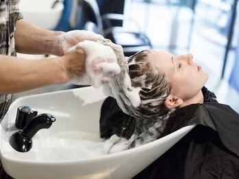 ブラーノ(Burano)の写真/[ソーダスパ/クリームスパ]etc…お客様の頭皮、髪の状態に合わせたスパをご用意。今までと違ううる艶髪へ♪