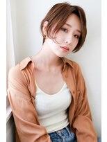 ラフィス ヘアー ロビン 名古屋店(La fith hair robin)【La fith】アレンジ簡単×ショートスタイル