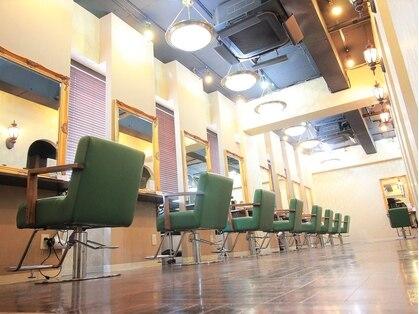 ヘアーラウンジ クローネ(hair lounge KRONE)の写真