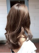 ヘアサロン グランシー(Hair Salon Gransea)3Dカラー