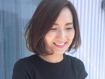 ティーズヘアー(T's HAIR)の写真/ツヤ感×透明感で好感度抜群◎カラーを楽しむ大人女子のためのカラーケアならお任せ!