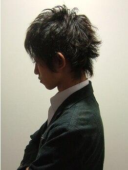 ヘアーサロン 小城(koshiro)の写真/全道大会入賞歴も誇る正確なカット!!男の髪を熟知した高技術理容師たちが印象を上げるスタイルに!