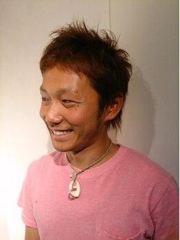 ヘアーアンドハート ベルフェーム 湘南台店(Hair&Heart BelleFemme)の写真/ビジネス~遊びまで★シーンを選ばないデザイン力で魅せる男のヘアスタイルをご提案します。