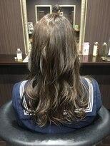 髪の美院 シャルマン ビューティー クリニック(Charmant Beauty Clinic)卒業カラー。