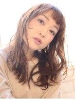 ヘアーメイクミキ 上野本店(hair make MIKI)大人カジュアルロング