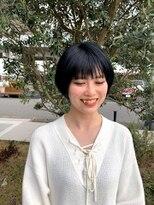 ケージクラス(KEIJI CLASS)黒髪ショート