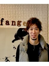 ファウンジ オブ ヘアー(fange of hair)岩田 純也