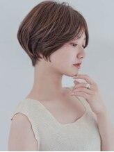 アグ ヘアー ビヨンド 戸塚店(Agu hair beyond)《Agu hair》横顔美人★大人ショート