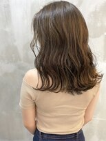 ソース ヘア アトリエ(Source hair atelier)【SOURCE】オリーブベージュ
