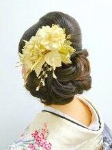 ハール 資生堂美容室(Haar by SHISEIDO)成人式 ヘアアレンジ