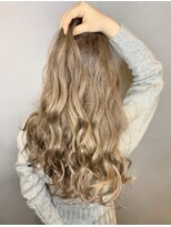 ソース ヘア アトリエ(Source hair atelier)【SOURCE】ゴールドベージュ