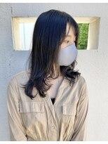 ビール 今泉店(BEER)【BEER 山崎雄太朗】乾かすだけ!髪質改善レイヤーストカール★