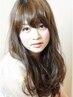 【毛先までツヤ髪】カラー+トリートメント(シャンプー&ブロー込み) ¥5616