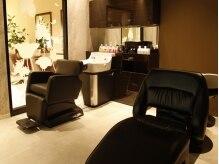 プティパ ヘアーアトリエ(petit pas hair atelier)の雰囲気(サロンでしかお試しできない高級ヘアケアMENU・店販商品が充実♪)