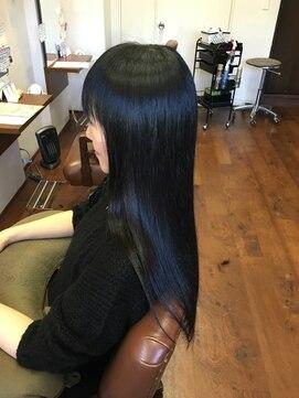 エリア 森下店(area)縮毛矯正+髪質改善ヘアエステ