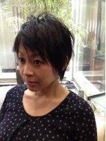 ガーデン ヘアー ワーク(garden hair work)例えば…出産前にするショートなら!!