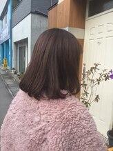 ヒロミライフ 昭和町店(Hiromi Life)王道☆ミディアムボブ