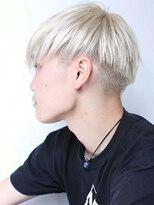 グリット ヘアプラスフォト(grit HAIR+PHOTO)【grit.】YOHEI WORKS (ホワイトブロンド04)