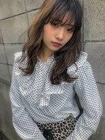 regalo s/s ☆春髪ハイレイヤーシナモンベージュアッシュ☆