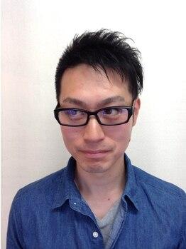 ヘアー サイ(Hair Sai)の写真/【全メニューに眉カット付】《メンズカット+シェ-ビング¥3700,平日¥3500》プチプライスだから気軽に通える