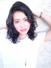 シキブルイール(SIKIBU LUIRE)☆春夏おすすめ♪ヘルシーウェットパーマスタイル☆