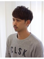 【EIGHT 沖縄】ナチュラルパーマスタイル