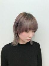 ベルナ(BELUNA)魅せ髪☆ワイドバングウルフ