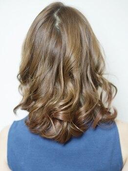 ヘアーリゾートガーデン つくばみらい店(Hair Resort Garden)の写真/エリア最高級ヘアケア取扱いsalon♪経験豊富なStylistが髪のキレイをサポート![つくばみらい/みらい平]