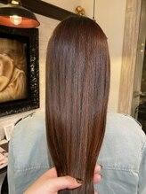 ボアップ(boappu)髪質改善 ストレート