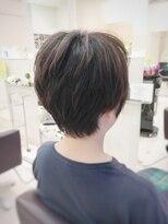 クール ヘアー ギャラリー 神明町店(COOL Hair gallery)大人洗練ショートヘア