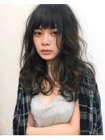 黒髪ロングストレートにおすすめのアレンジ方法・前髪・印象