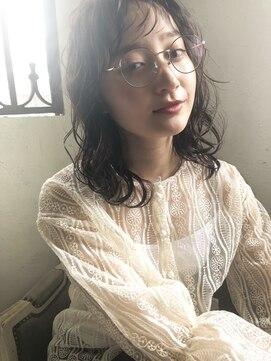 ヘアーサロン リアン 熊谷2号店(hair salon Rien)大人気☆#シースルーバンク#無造作