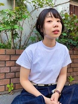 """カミヤ(kamiya)の写真/あなたの魅力を引き出してくれるStyle提案が魅力。""""似合う×自分で出来る""""から自分をもっと好きになれる♪"""