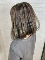 アルマヘア(Alma hair)ロブ★バレイヤージュ