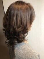 ブーン ヘアーメイク(Hair Make Boon)【大人女性人気】レイヤーカット