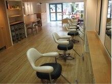 ヘアーサロン ウェイズ(hair salon Ways)の雰囲気(ナチュラルな雰囲気が可愛いサロンです♪)