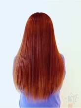 ヘア リノベーション フロンティア(Hair Renovation FRONTIER)さらツヤストレート