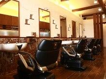 ヘアー デザイン ソレイユ 東久留米店(Hair Design SOLEIL)の雰囲気(理容歴の長い男性メインのサロンです!!女性スペースもあります!)