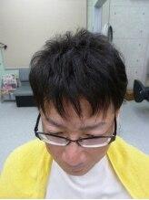 バニーヘアー(Vanny Hair)自然な縮毛矯正  ナチュラルフロントバンク