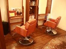ヘアー デザイン ソレイユ 東久留米店(Hair Design SOLEIL)の雰囲気(入口から奥にある女性専用の美容スペース☆リラックスできる♪)
