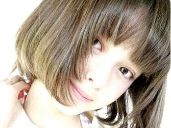 美容室 マハロ(MAHALO)の写真/ノンストレス・しみないオーガニックカラー♪肌色まで明るく魅せるグレイカラー♪グッと若々しい印象に☆