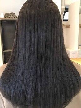 カウチ(kauti)の写真/【Aujua】から選べる&髪質に合わせて提案するオーダーメイドケア◎見違えるほど美髪に!
