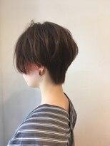 シアン ヘア デザイン(cyan hair design)【cyan】ハンサムショート×インナーカラー