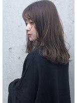 ガーデン ハラジュク(GARDEN harajuku)グレージュ小顔ひし形シルエット【GARDEN 大隣】