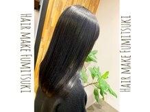 ヘアアンドメイク 文月(Hair&Make)の雰囲気(welcome fumitsuki)