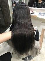 アンフィフォープルコ(AnFye for prco)【AnFye for prco】さらっさらの【艶髪ストレートヘア】