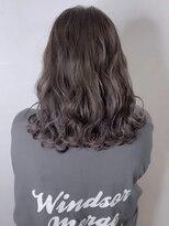 ソース ヘア アトリエ(Source hair atelier)【SOURCE】ラベンダーアッシュ