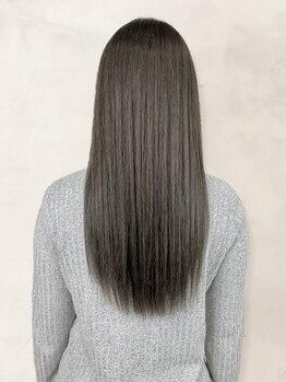 ナイン(9 nine)の写真/クセ毛にお悩みの方にオススメ!こだわりの薬剤で柔らかさを残し、アナタ史上最高の美髪へ…♪